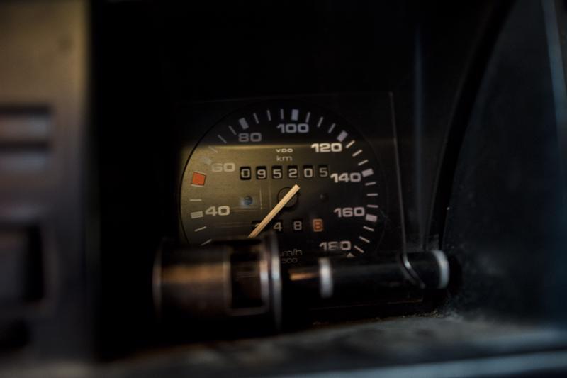 Uudenkarhea: alle satatuhatta kilometriä mittarissa.