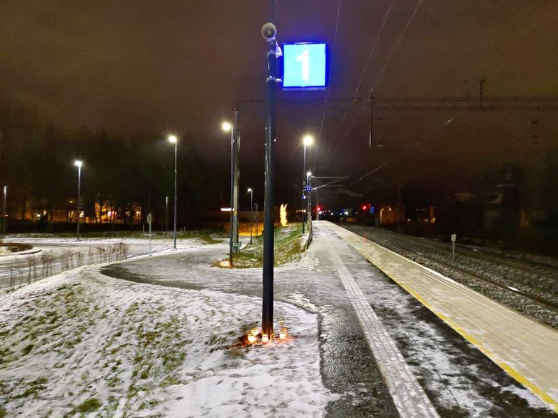 Paikkakuntalainen mies sai surmansa Kannuksessa 2.joulukuuta. Hänet löydettiin rautatieaseman läheisyydestä.
