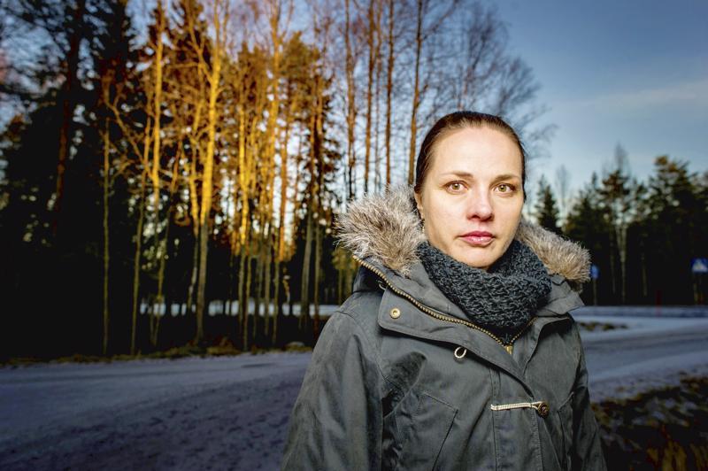 Vihreiden Hanna Halmeenpää asettuu ehdolle eurovaaleihin.