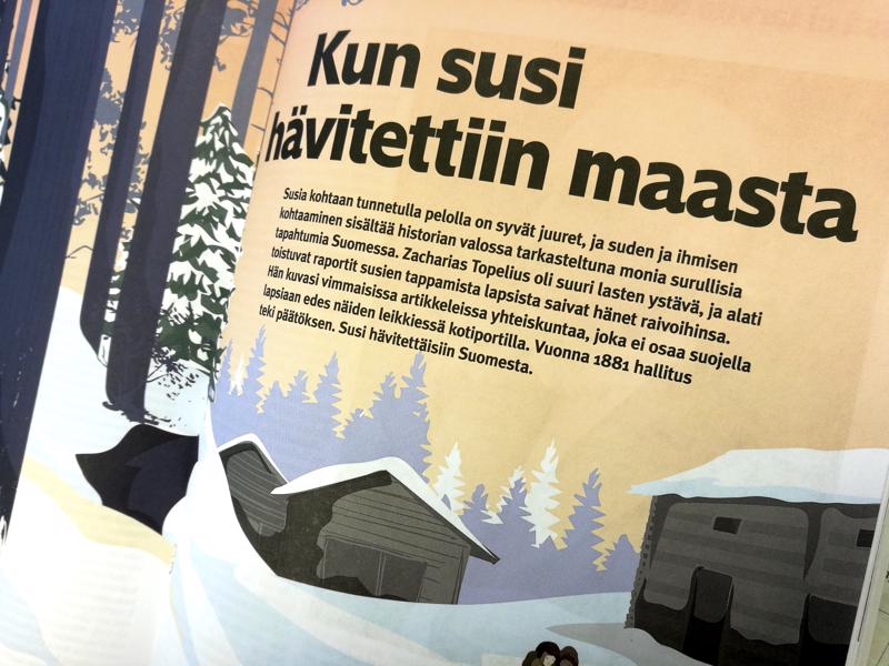 Katternö Groupin asiakaslehteä jaettiin kotitalouksiin viikolla 10. Lehti on ladattavissa ja luettavissa yhtiön nettisivuilta.