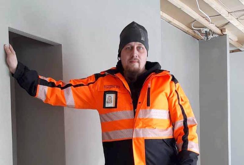 Tivitek Oy ja Antti Heikkilä valittiin Pohjois-Pohjanmaan Vuoden nuoreksi yrittäjäksi.