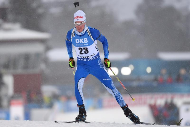 Tero Seppälän suoritusta rasitti kolme ohilaukausta.