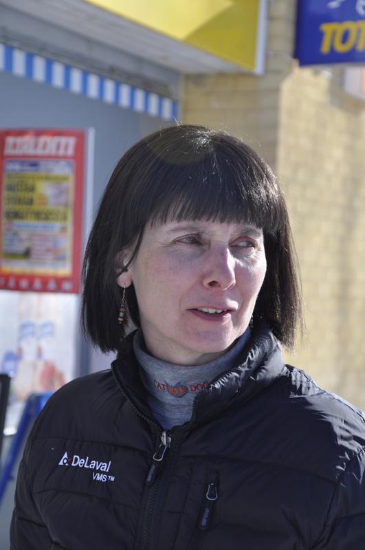 Lea Haavisto, Kannus- Väkisinkin. Ei politiikka sinäänsä kiinnosta,vaan se, että se vaikuttaa niin moneen asiaan.
