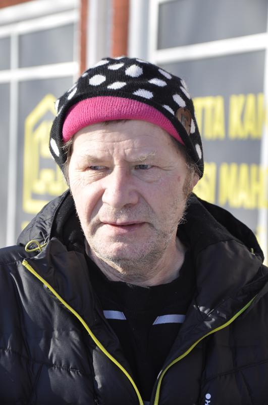 Tapio Poussu, Kuusamo- Kyllä. Totta kai.