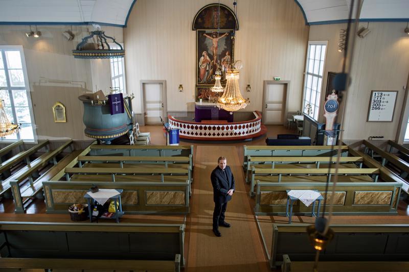 Halsuan seurakunta liittyy osaksi Kokkolan seurakuntayhtymää vuoden 2020 alussa.
