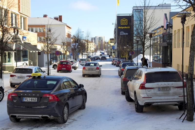 Kotihoidon työntekijöiden turhauttava ja aikaa vievä parkkisäätö loppuu Kokkolassa.