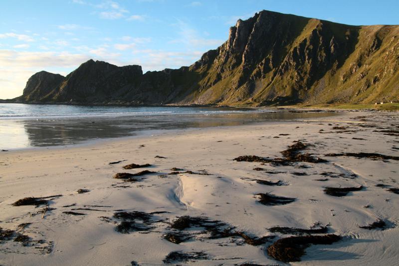 Vaellusreittejä Pohjois-Norjassa riittää kaiken tasoisille erämaan kulkijoille.