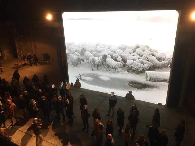 Kärkisessä kuvattu Nightfall-elokuva sai ensi-iltansa ohjaajan kotikaupungissa Hollannissa.