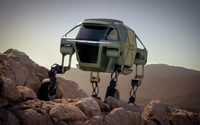 Jos tämä joskus kävelee luoksesi, älä hätkähdä. Marsilaisten hyökkäys ei ole alkanut.