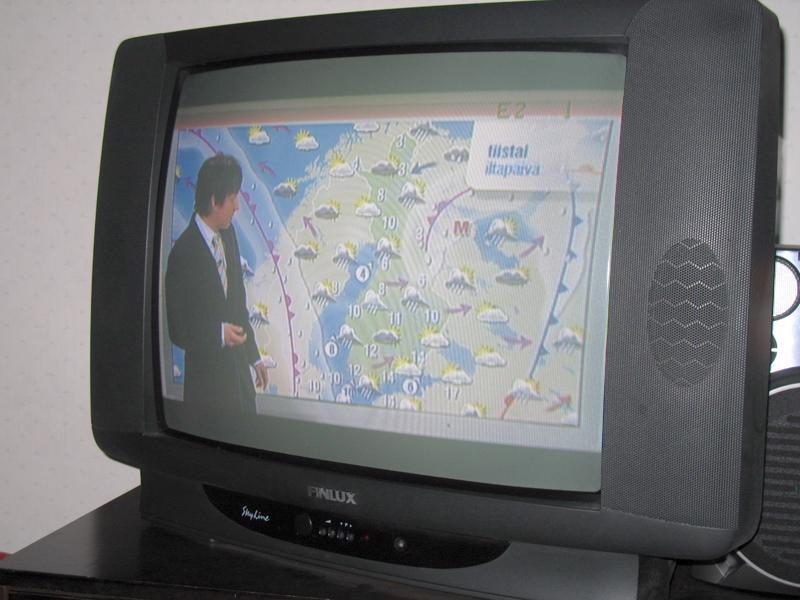 Aikoinaan puoli yhdeksän uutisten katselu saattoi keskeytyä tv-lupatarkastajan vierailuun.