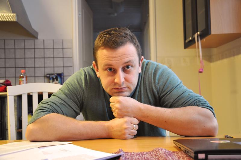 Syksystä alkaen Jouni Tilli työskentelee maanpuolustustahtoa tutkivassa hankkeessa.