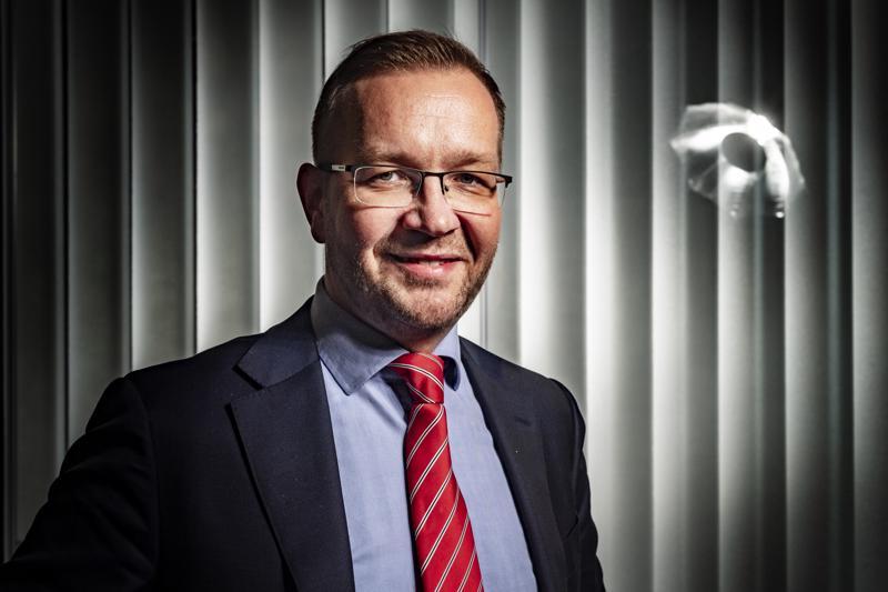 Keskuskauppakamarin toimitusjohtaja Juho Romakkaniemi osallistui Jutta Urpilaisen ja Mika Lintilän yhteiseen lounasseminaariin Kokkolassa.
