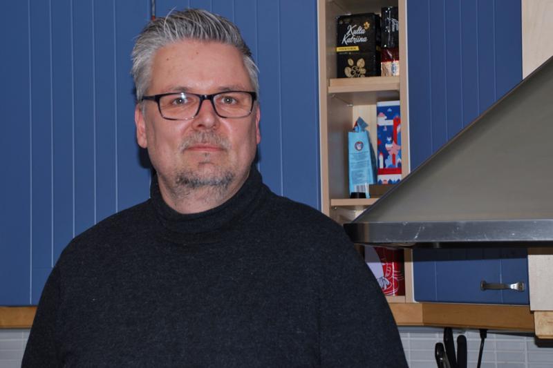 Ylivieskalainen Petri Sipilä kertoo, että MasterChef -kilpailuun osallistuminen vei hänen ruuanlaittoharrastuksensa seuraavalle tasolle.
