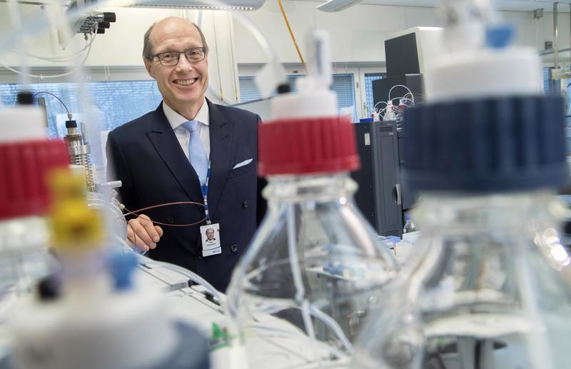 Orionin toimitusjohtaja Timo Lappalaisen mukaan Suomessa on pulaa osaajista ja huippututkijoista.