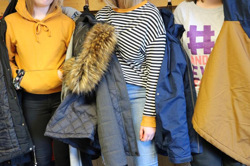 Maailmassa on paljon turhia vaatteita.
