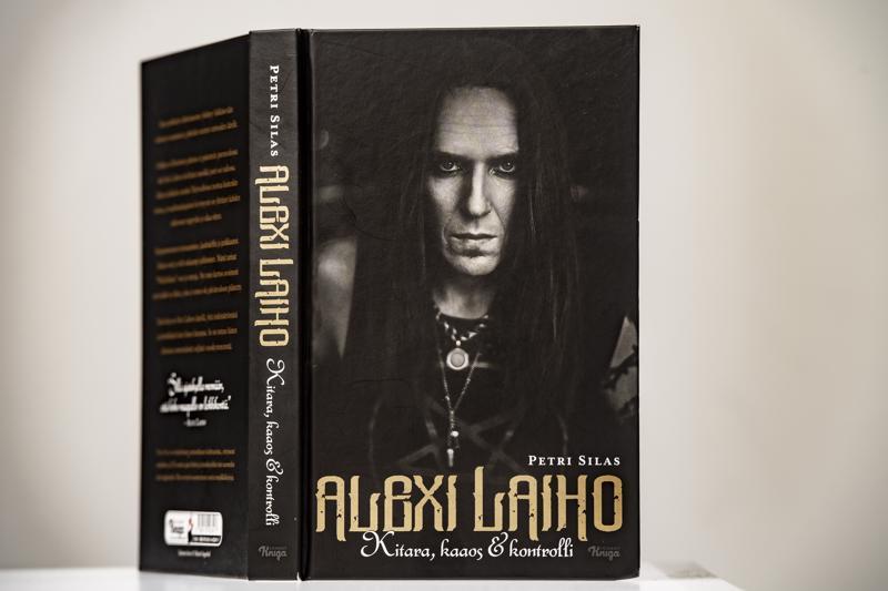 Alexi Laiho kertoo tarinansa juuri julkaistussa elämänkerrassaan.
