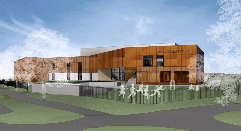 Pietarsaaren Kielikylpykoulu otetaan käyttöön syksyllä 2020.