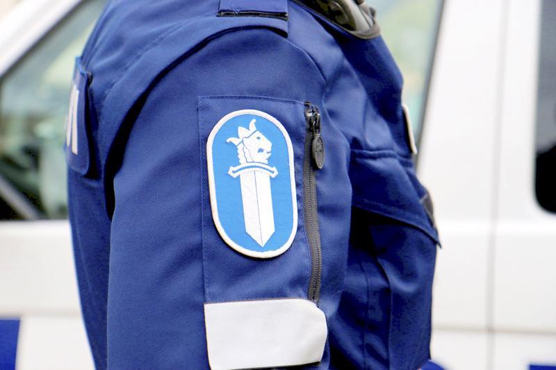 Poliisi tutkii parasta aikaa, mitä Nivalassa tapahtui sunnuntaina alkuillasta.