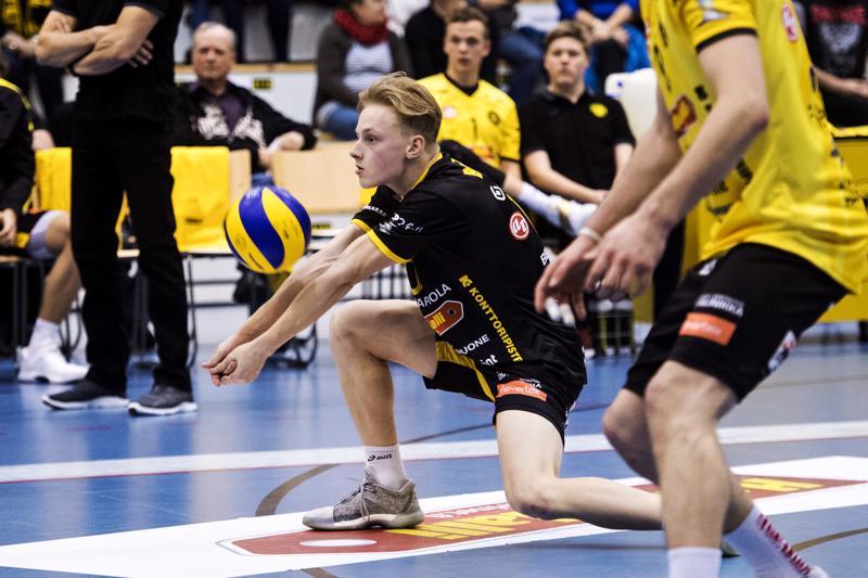 Niklas Breilin jatkaa Kokkolan Tiikereiden liberona.