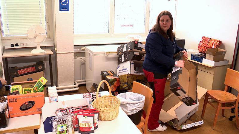 Kirsi-Maria Seppälällä on parinkymmenen vuoden kokemus työttömyydestä.