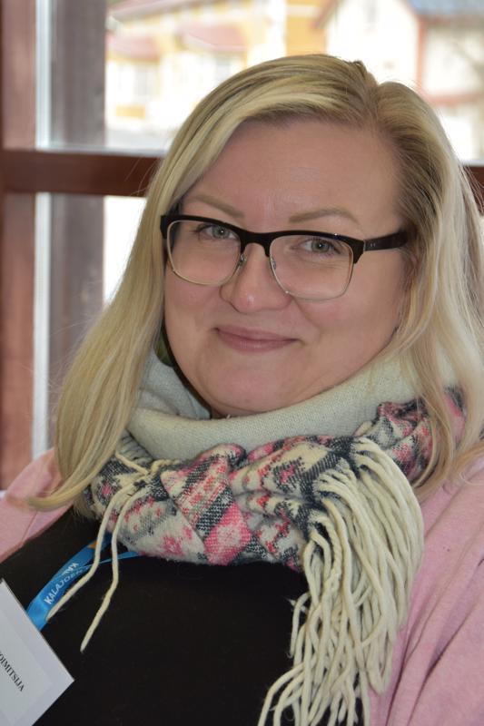 Tiina Isotalus, Kokkola- Puoluetta äänestin. Oikea naisehdokaskin löytyi.