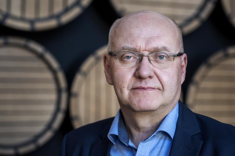 Kaivosteollisuuden toiminnanjohtaja Pekka Suomela vieraili Kokkolassa yhdessä Työ- ja elinkeinoministeriön virkamiesten kanssa.