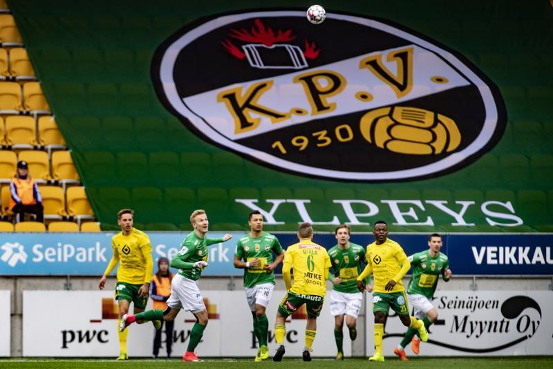 Kokkolan Pallo-Veikot pelaa vielä kaksi kotipeliään evakossa Seinäjoella. Lauantaina KPV saa vieraakseen Rovaniemen Palloseuran, jonka KPV voitti Suomen Cupissa kahdesti.