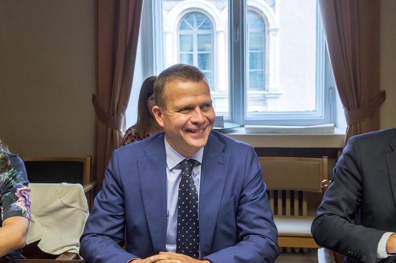Kokoomuksen puheenjohtaja Petteri Orpo sanoi, että kokoomuksella ei ole kouristuksenomaista tarvetta mennä hallitukseen, jos tavoitteita ei saavuteta.