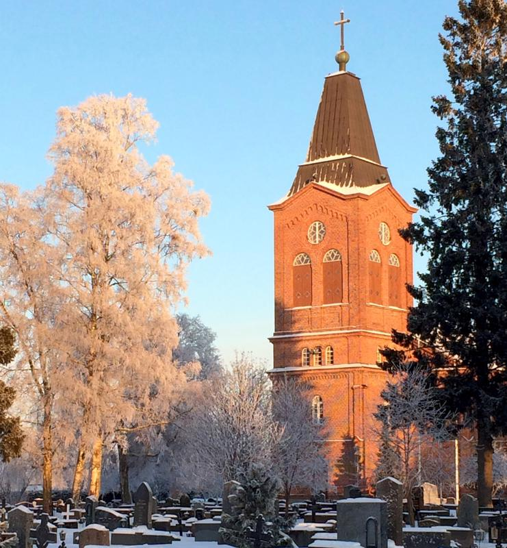 Kalajoen kirkon peruskorjauksen toinen vaihe on alkamassa keväällä 2019. Kirkkoherra Kari Lauri kertoo, että kirkko on todennäköisesti ensi kesän pois käytöstä remontin vuoksi.