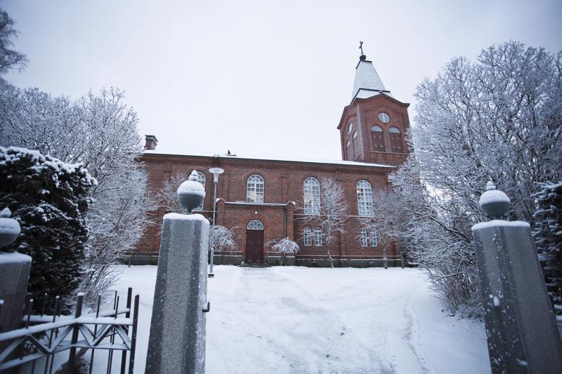 Kalajoen kirkon remontin kokonaiskustannusarvio on 4,8 miljoonaa.