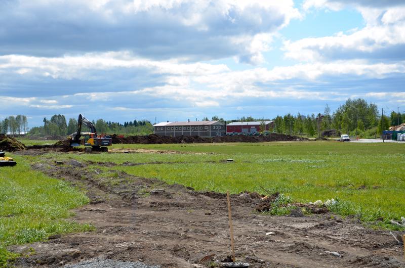 Biolaitosta suunniteltiin aluksi Asemanseudun teollisuusalueelle, mutta nyt suunnitelmissa on uusi paikka.