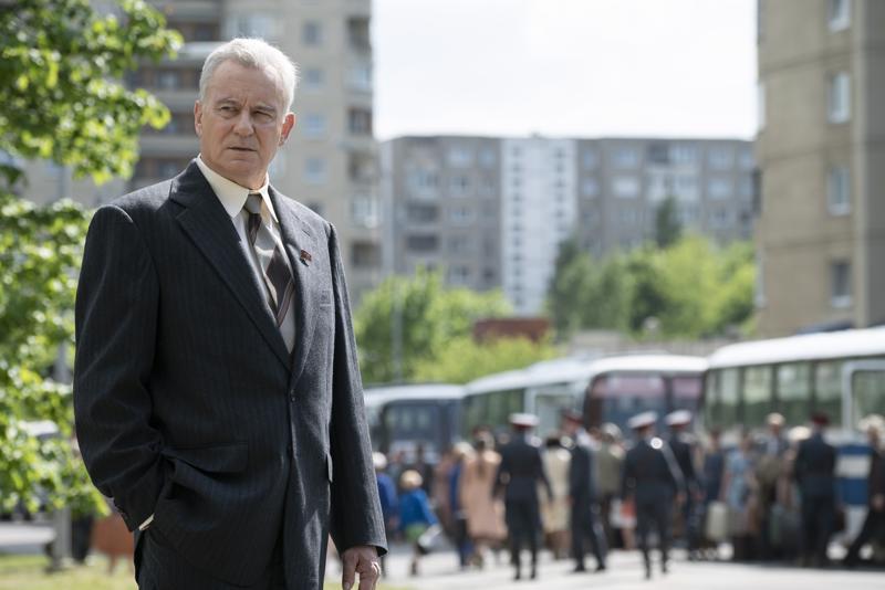 Stellan Skarsgård esittää keväällä HBO:n tv-sarjassa Neuvostoliiton varapääministeriä Boris Shcherbinaa, joka lähtee Tšernobyliin tutkimaan kohtalokasta ydinvoimalaonnettomuutta. Tšernobylin ydinvoima räjähti 26. huhtikuuta 1986 Ukrainan sosialistisessa neuvostotasavallassa lähellä Prypjatin kaupunkia.