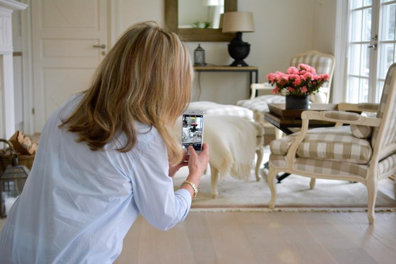 Valokuvien avulla oman kodin voi nähdä uusin silmin.