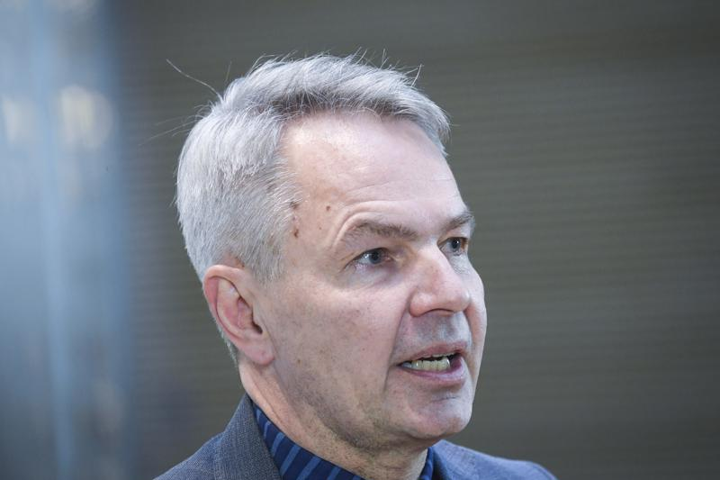 Pekka Haavisto kertoi sunnuntaina, että Vihreät tavoittelee toukokuun eurovaaleissa historiansa parasta eurovaalitulosta.