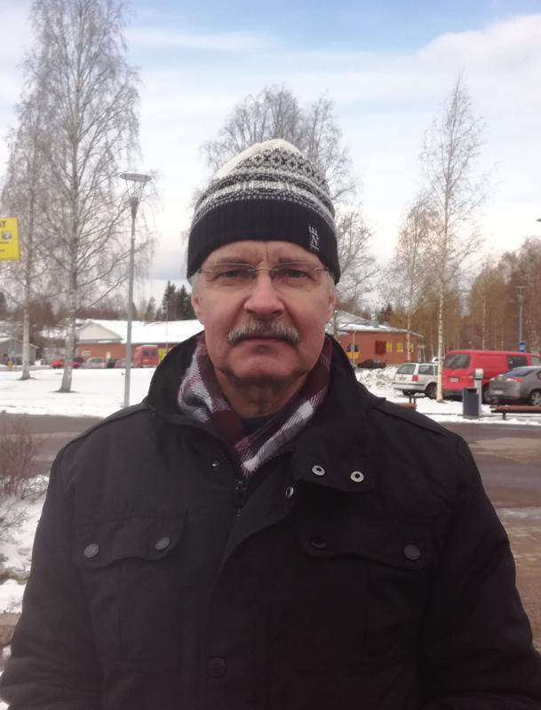 Asko Torssonen kannustaa kaikkia äänestämään eurovaaleissa.