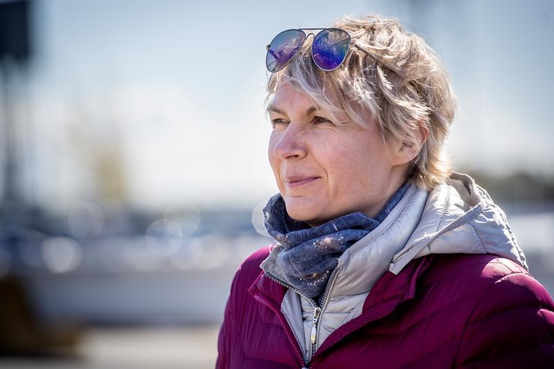 Baltic Yachtsin talousjohtajana toimii saksalainen Jurate Keblyte.