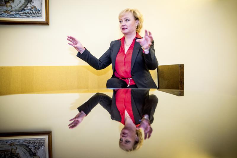 Europarlamentaarikko Elsi Katainen katsoo, että varsinainen vaikutustyö parlamentissa tehdään valiokunnissa.