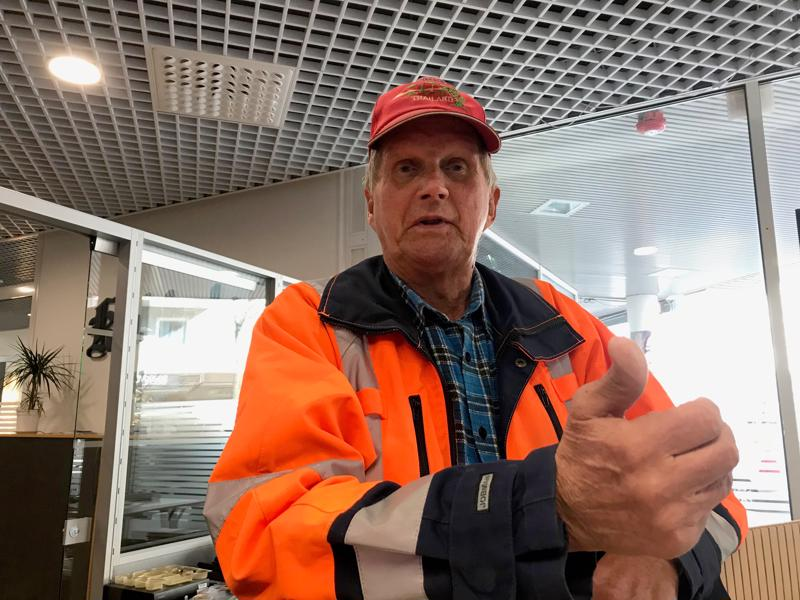 Pentti Nurmi kritisoi Postin toimintaa.