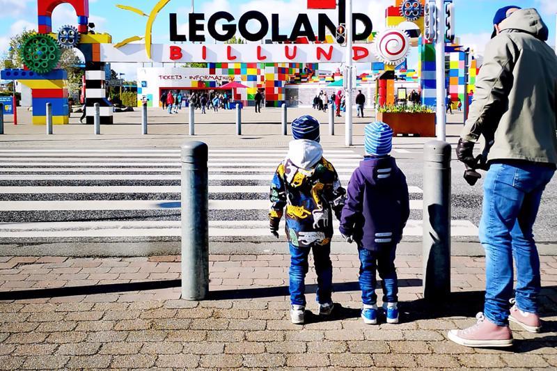 Tanskassa Legolandin lisäksi lähialueella on paljon muutakin tekemistä ja nähtävää. Ohjelmaa riittää helposti viikoksi.