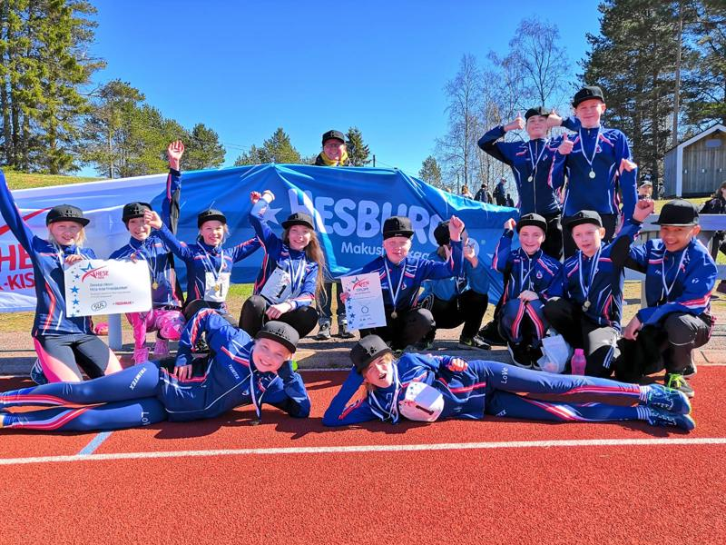 Lohtajan kirkonkylän koulu voitti Kalajoella Keski-Pohjanmaan alueellisen Hese-kisan.