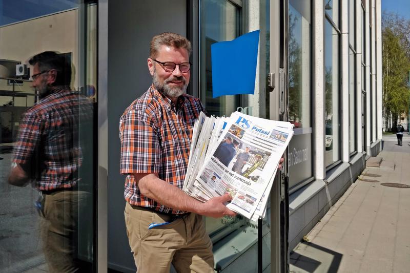 – Olemme onnistuneet tekemään lehdelle sisältöjä, jotka 29kiinnostavat lukijoita äidinkielestä riippumatta, iloitsee 29päätoimittaja Pentti Höri.