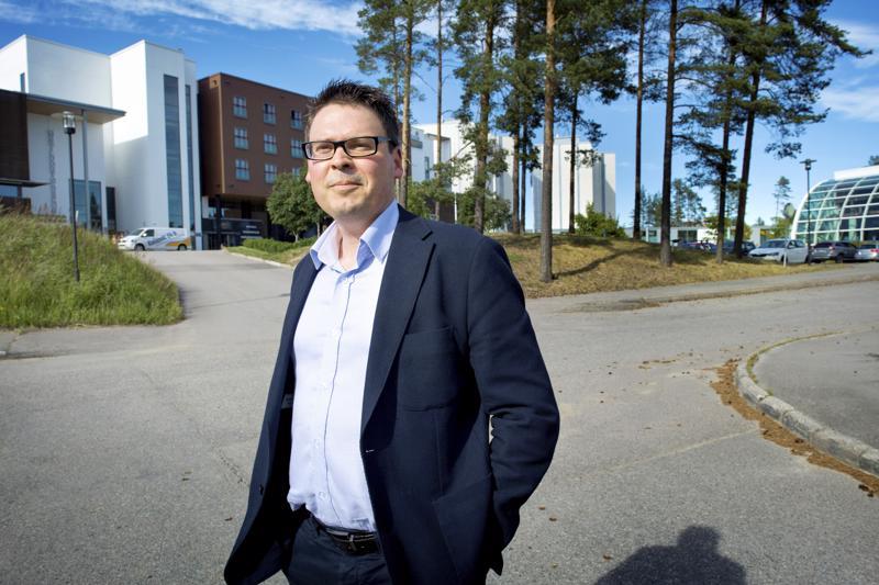 Janne Anttila jatkaa Kalajoen Hiekkasärkät Oy:n toimitusjohtajana entiseen tapaan luottamustoimivalinnan jälkeenkin.