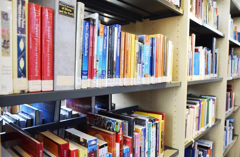 Tiekkö-kirjastojen uusi verkkokirjasto avataan tänään tiistaina.