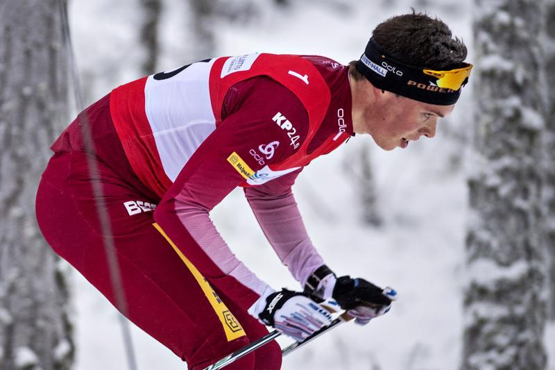 Juuso Haarala on jatkossa Pohti Ski Teamin mies.