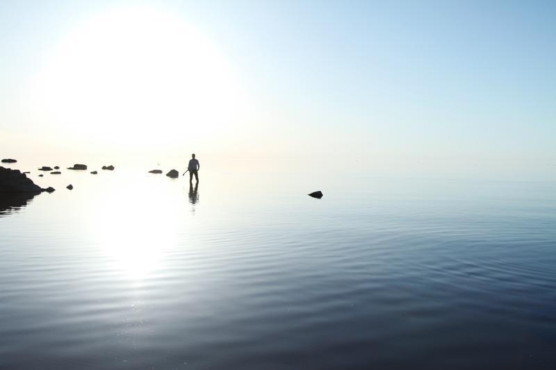 Moni lukijamme odottaa kesältä rauhaa ja levollisuutta, vaikkapa veden äärellä.