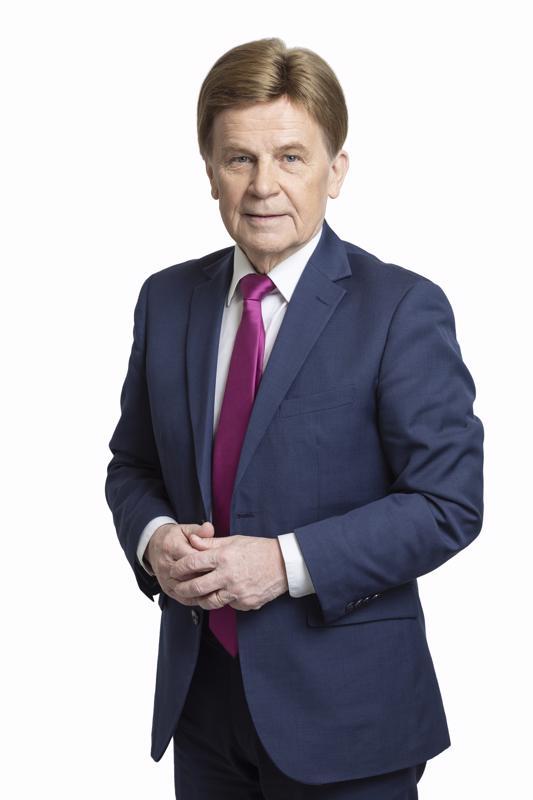 Mauri Pekkarinen (kesk.) oli Kokkolan ääniharava.