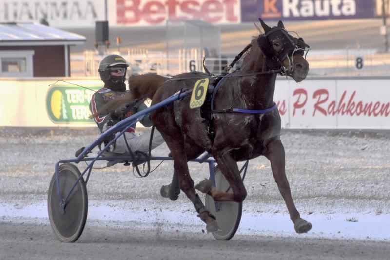 Fastoche Thieben teki komean paluun voittokantaan.