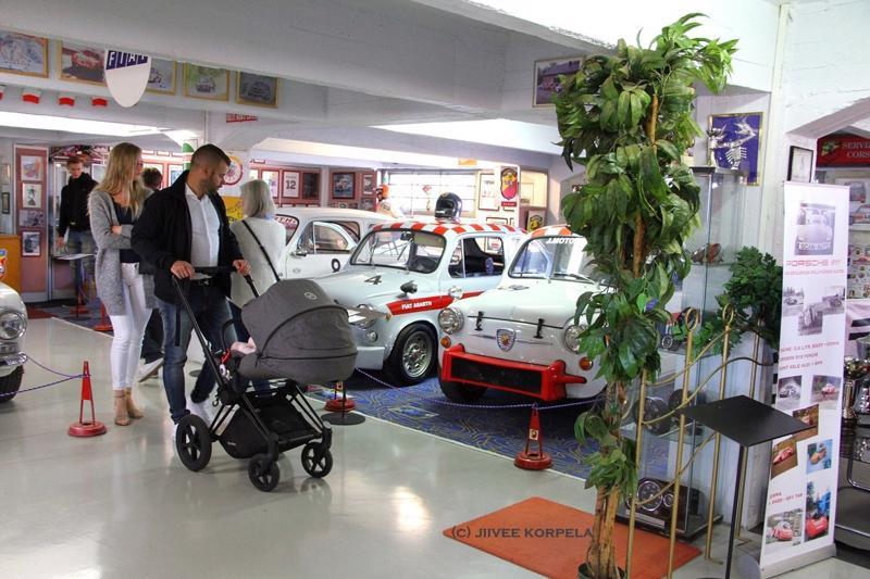 Vaasan auto- ja moottorimuseo valittiin Vuoden ajoneuvomuseoksi 2018. Kävijöitä on noin 3500 vuodessa.