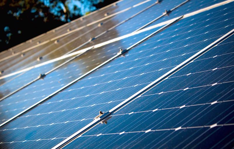 Nivalan Uikkoon suunnitteilla oleva hanke on Nivalassa ensimmäinen julkiseen rakennukseen tuleva aurinkovoimala.