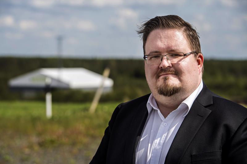 Olavi Soinio on toiminut Vestian toimitusjohtajana vuoden 2018 elokuusta lähtien.